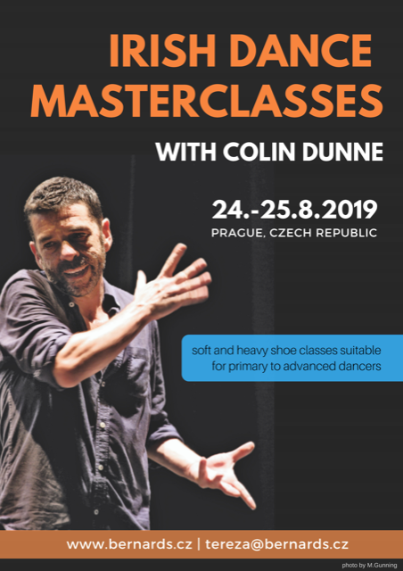 Masterclasses with Colin Dunne